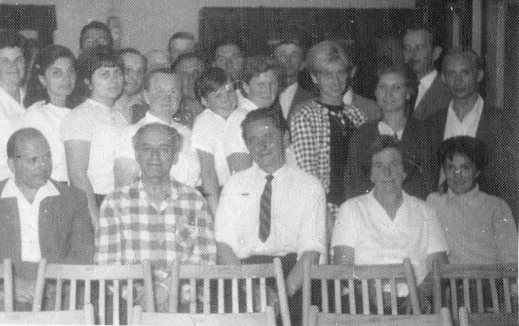 Énekkar 1967