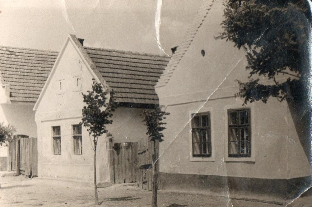 Templom utca 1960