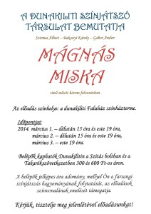 Magnas Miska