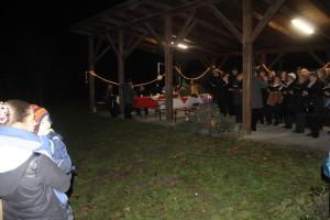Adventi közös éneklés Feketeerdőn (4)