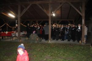 Adventi közös éneklés Feketeerdőn (7)