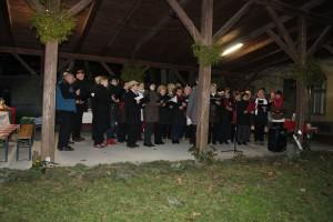 Feketeerdő közös éneklés