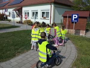 Közlekedésbiztonsági nap az óvodában (3)
